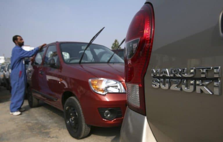Maruti Suzuki Q4净利润下跌4.5%至1,795.6亿卢比