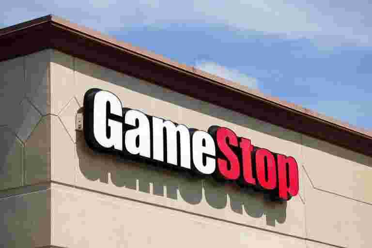 GameStop的狂野波动:库存放弃了预兆,变成了负面