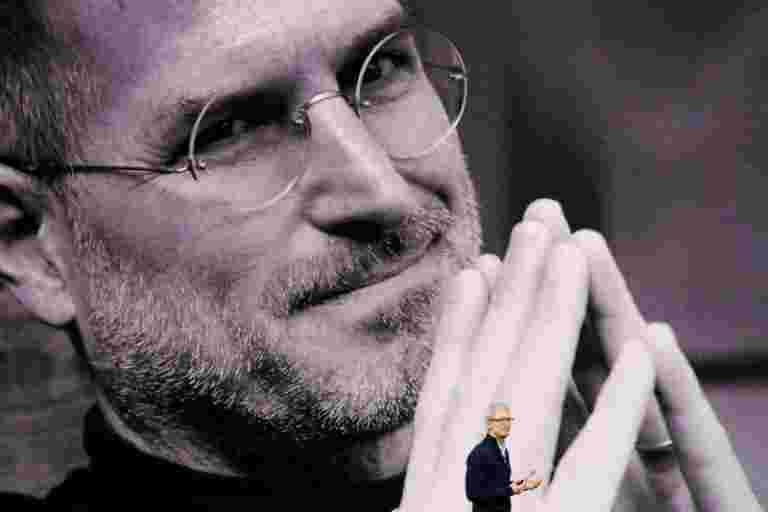 Apple,Croma沿着史蒂夫乔布斯的诞生纪念日