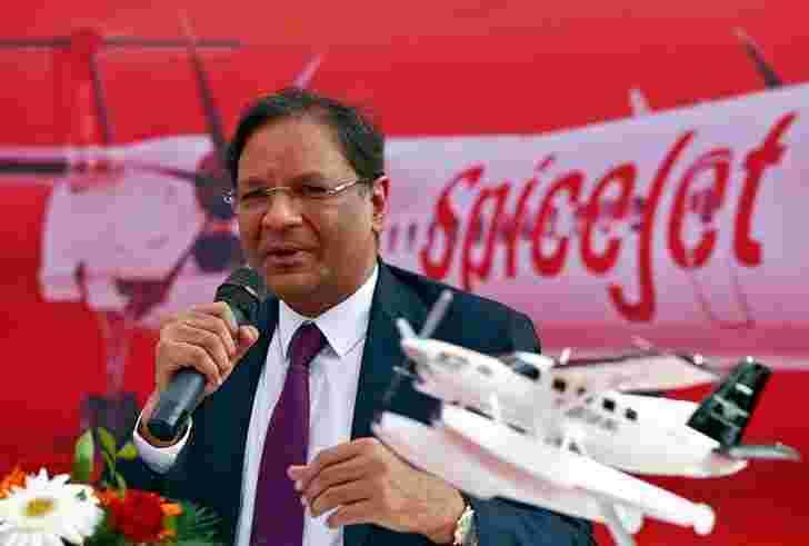 报告称,Spicejet暂时停止了长途国际航班的计划