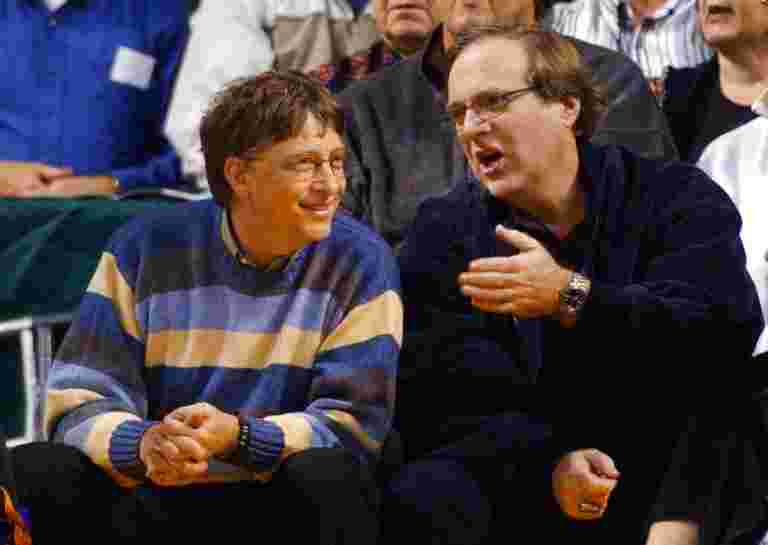 Microsoft联合创始人Paul Allen在65岁时死于癌症并发症