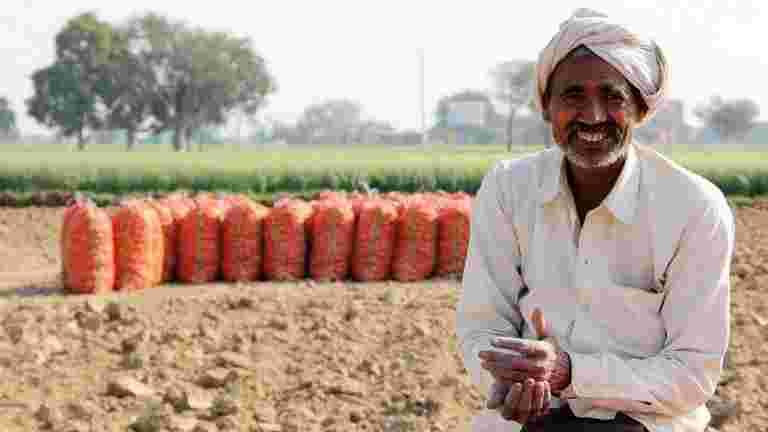 Gujarat双打农民事故保险盖