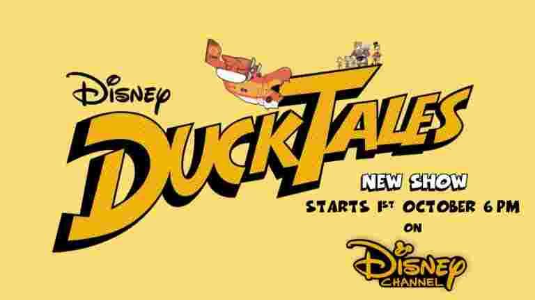 迪士尼的鸭子故事:来自过去的闪光